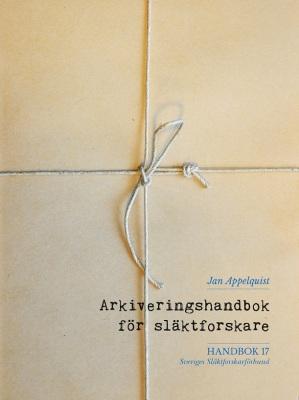 Arkiveringshandbok för släktforskare