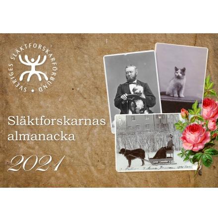 Släktforskarnas almanacka 2021