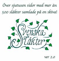 Svenska Släkter 2.0