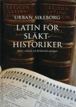 Latin f�r sl�kthistoriker