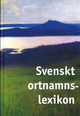 Svenskt ortnamnslexikon
